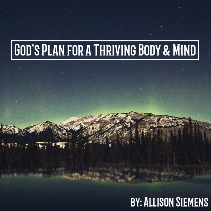 God's Plan for a Thriving Body & Mind-01